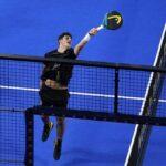 Arturo Coello saut WPT Cordobo Open 2021 récupération