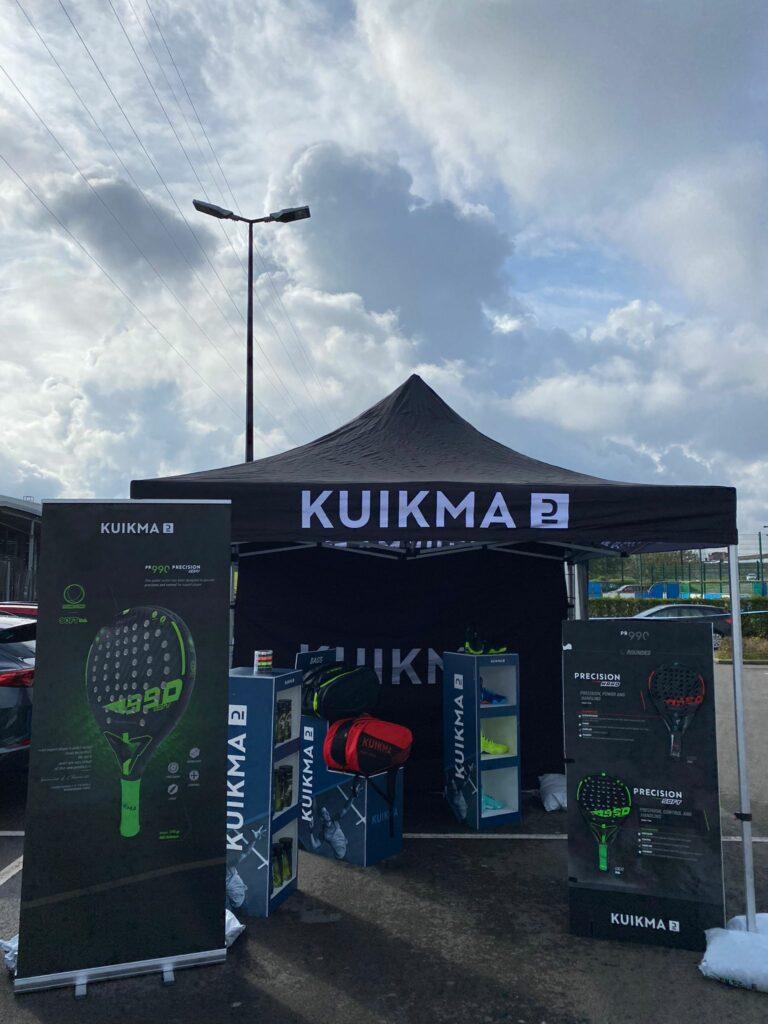 Cupra Kuikma Stand