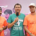 Manu Garcia Julien Pes Franck Binisti FIP Rise Canet 2021