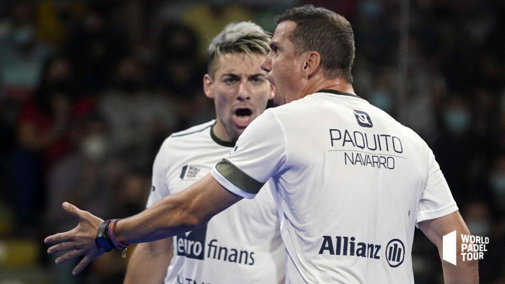 Navarro Di Nenno cris semifinale 2021 Cordoba