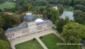 Parc Château d'Hélécine Padel tennis