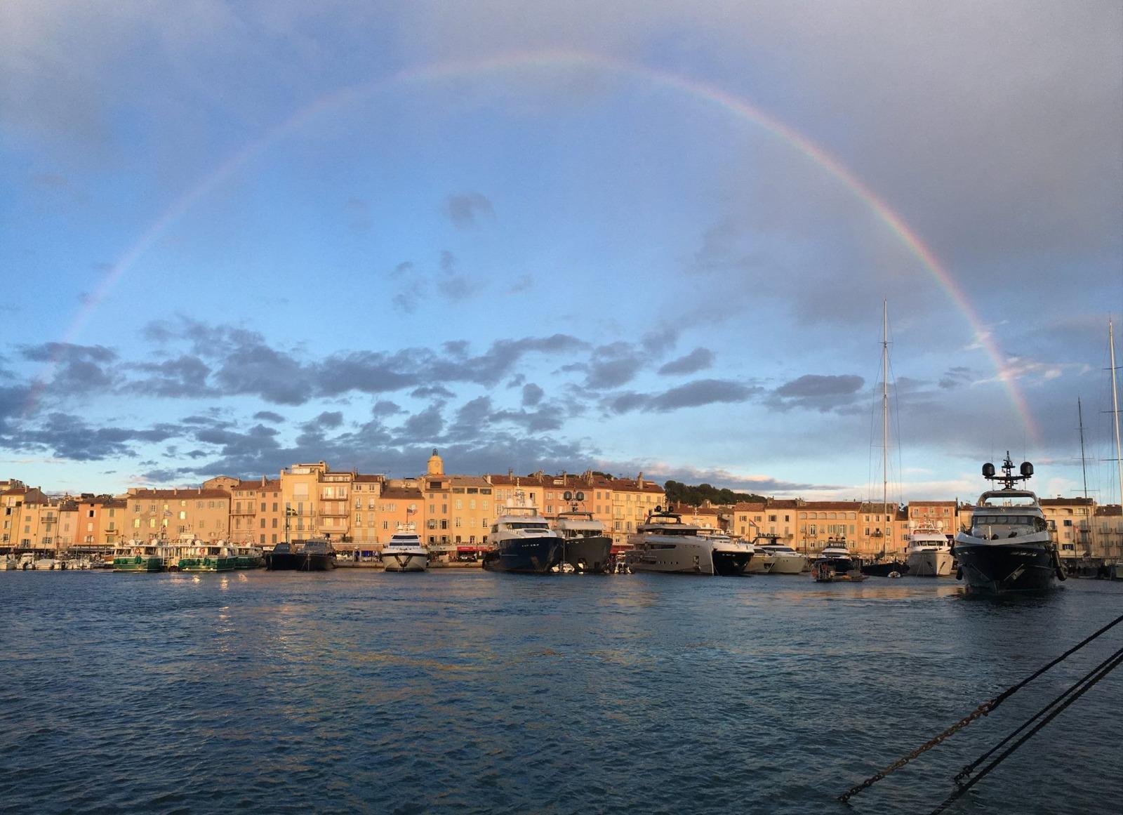Ett FIP GOLD i Saint Tropez!