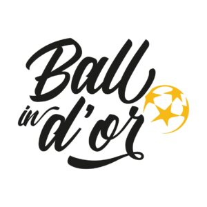 logo ball in d'or 2 DREUX
