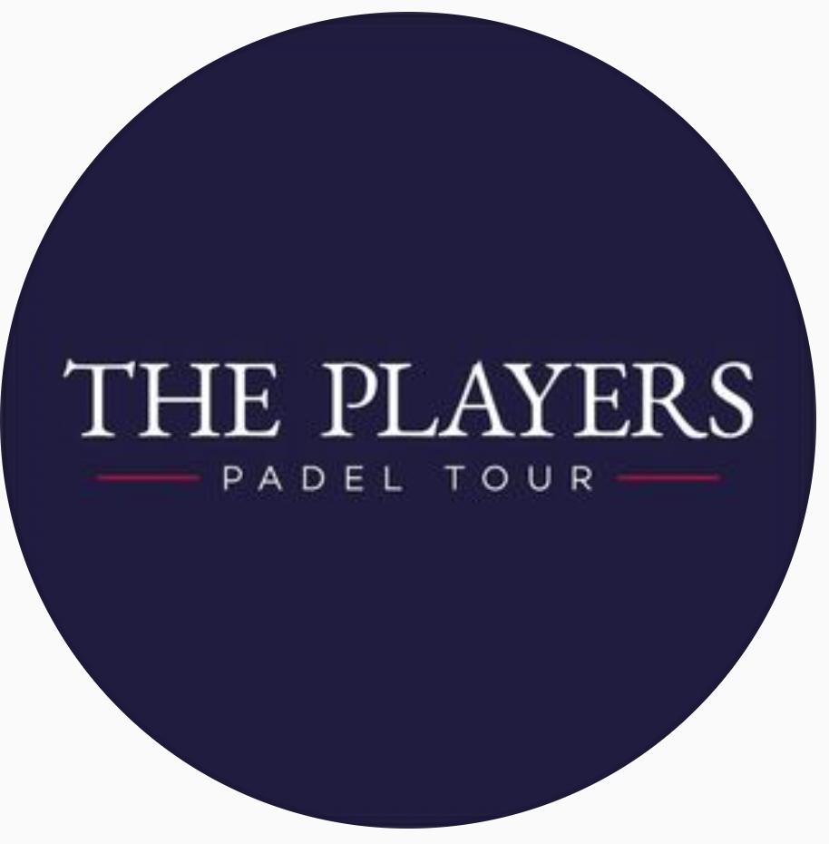 players padel logo redondo
