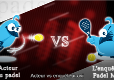 face to face padel show