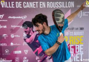 Thomas Leygue Canet en Roussillon 2021 plakat