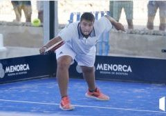 Brandon ethan sfez world padel tour menorque