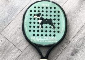 Bullpadel bullterrier