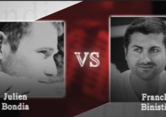 朱利安·邦迪亚vs弗兰克·比尼斯蒂