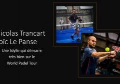 The panunch trancart world padel tour barcellona