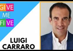 Luigi Carraro me dê cinco