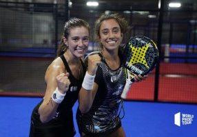 Marta Ortega Bea Gonzalez championnes