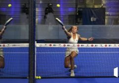 Martita Ortega World Padel Tour