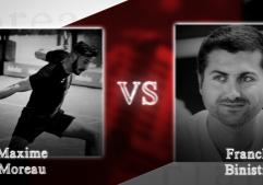 Max Moreau vs Franck Binisti