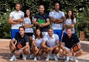 Padel Shot team padel
