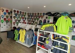 Padel racket shop saleilles