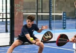 Thomas Leygue siatkówka bekhendowa WPT Marbella Master 2021