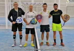 boulade ferrandez cartié rooms french championships of padel 2015