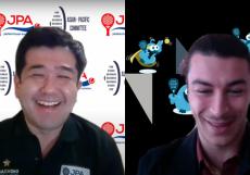entrevista koji nakatsuka lorenzo skype
