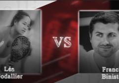 莱亚·戈达利尔vs弗兰克·比尼斯蒂