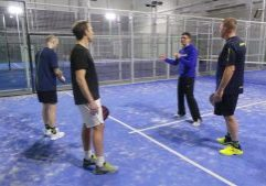 padel padel stuff course